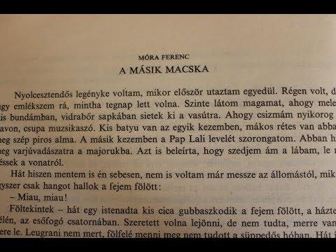 Judit mesél - Móra Ferenc: A másik macska