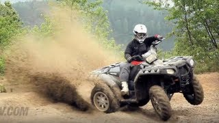 2012 Polaris ATV and Ranger Lineup