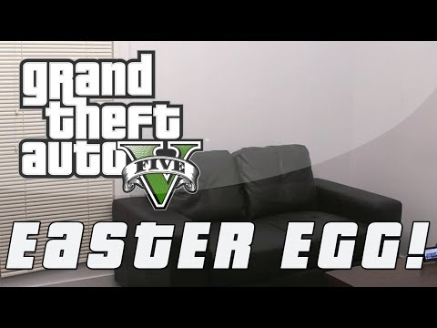 Grand Theft Auto 5 | Backroom casting Couch Easter Egg (gta V) video