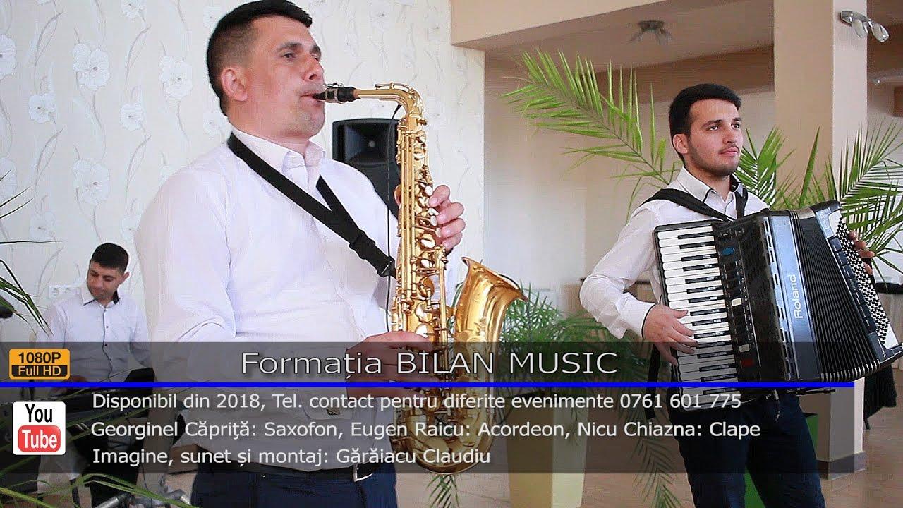 Georginel, Eugen si Nicu | Formatia BILAN MUSIC LIVE 2017 Contact 0761 601 775 Saxofon si Acordeon