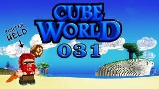 LPT CubeWorld #031 - Das Zombie und Skelett-Biom [720p] [deutsch]