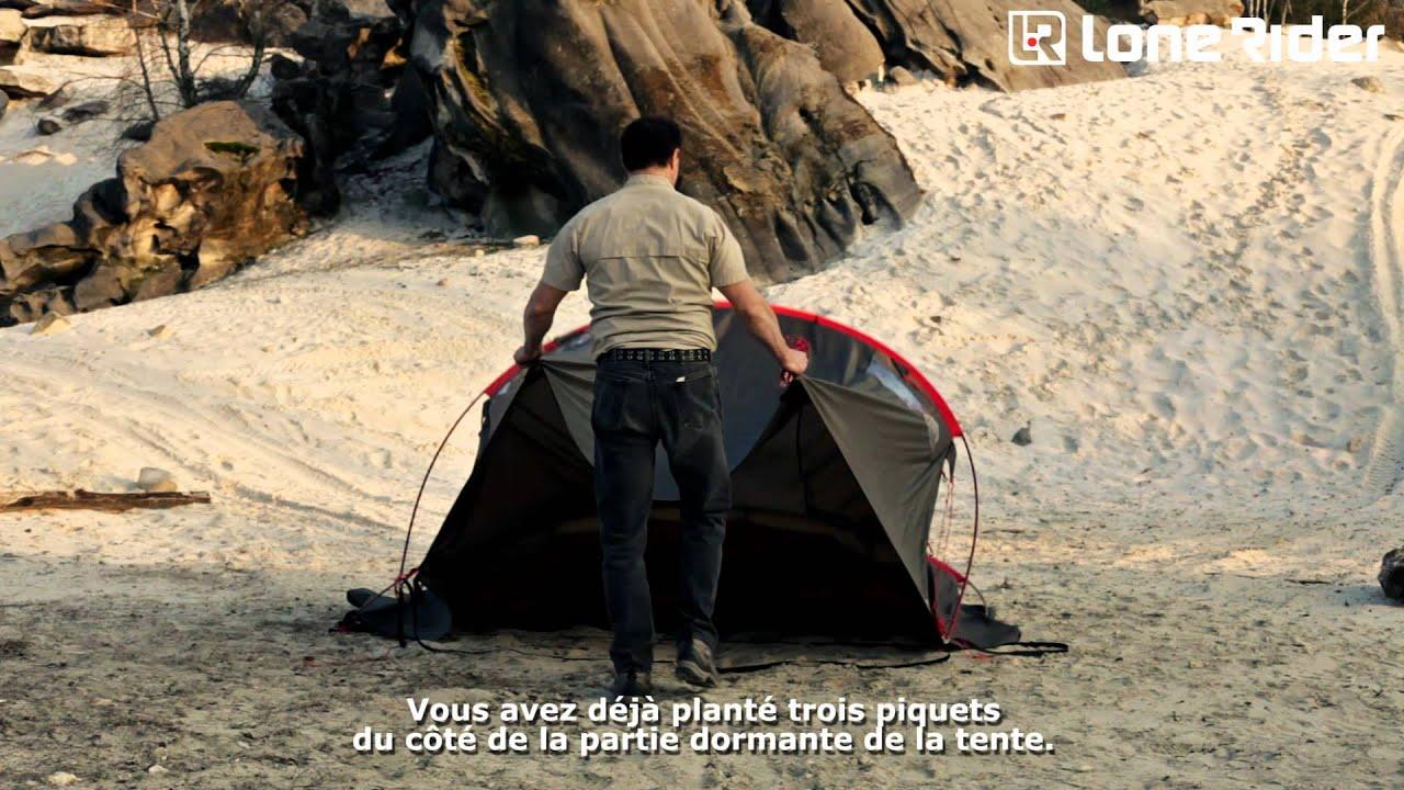 comment assembler votre tente pour moto mototent youtube. Black Bedroom Furniture Sets. Home Design Ideas