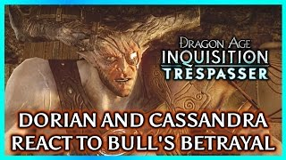 download musica Dragon Age Inquisition ► Cassandra and Dorian No Romance React to Iron Bulls Betrayal