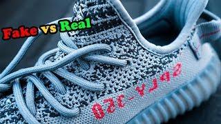 Yeezy Fake khác gì Yeezy Real ?