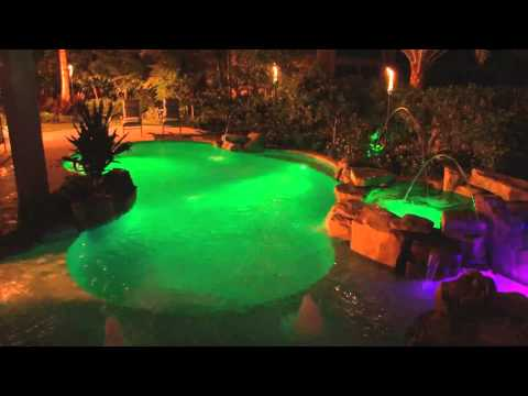 changing hayward colorlogic led pool light to pentair. Black Bedroom Furniture Sets. Home Design Ideas