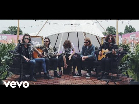 Blossoms At Most A Kiss rock music videos 2016