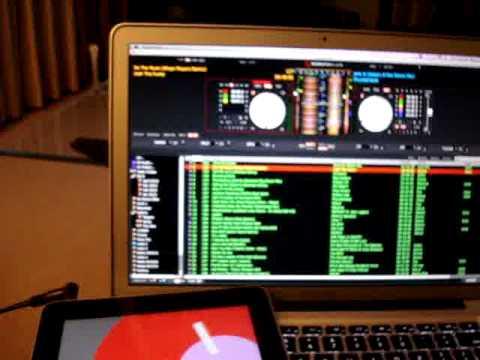 Ipad Serato Controller Ipad Amp Tonetable to Control