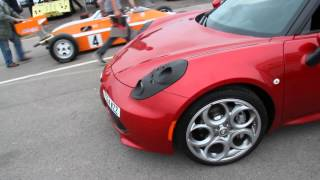 Alfa Romeo 4C - Details and Walkaround