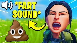 I Pretended I'm Playing in the BATHROOM... (Fortnite)