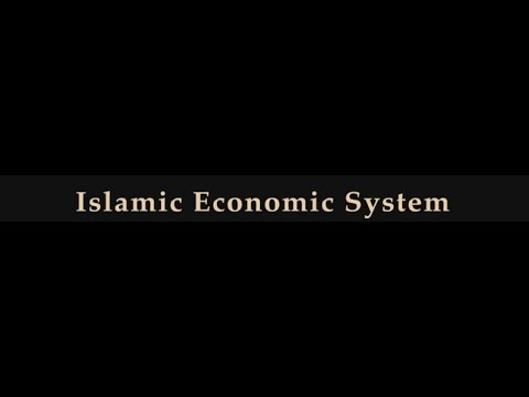 Islamic Economic System - Dr Mohammad Malkawi speaking in Chicago USA (July 2012)
