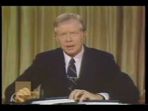 President Jimmy Carter - Speech on Afghanistan
