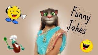 Talking tom funny jokes tamil comedy latest