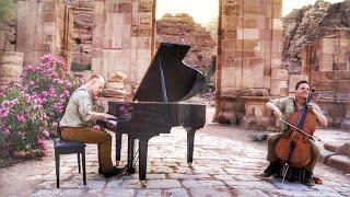 Indiana Jones Rocks Petra With This Arabian Classical Remix The Piano Guys