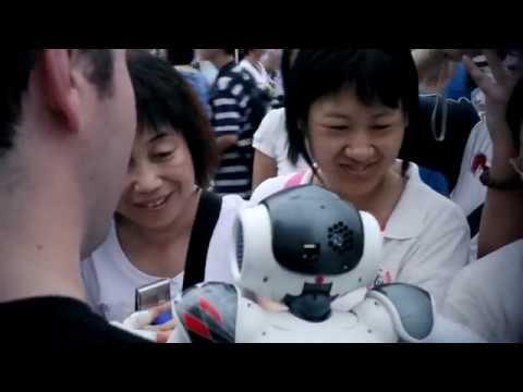 NAO Robot Can Walk, Dance, Play Soccer