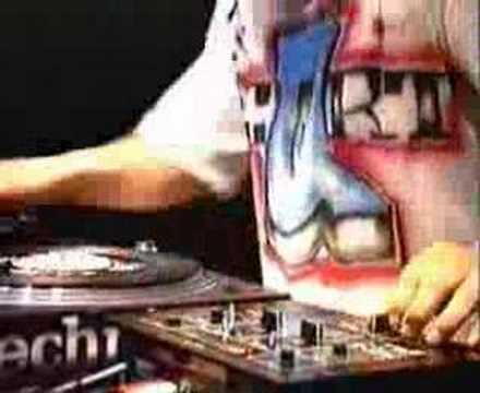 DMC World 1991 DJ Q-Bert (USA)