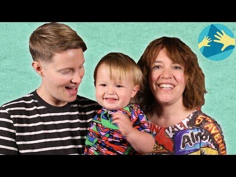 I Am A Gender Non-Conforming Parent