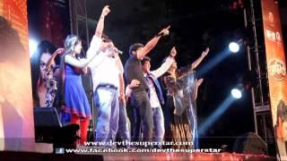 Ami holam Romeo...Live Performance by Dev-Subhashree-Jeet Ganguli