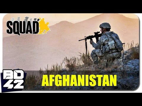 Squad v6.3 ► Descent Into Afghanistan (Full Round)