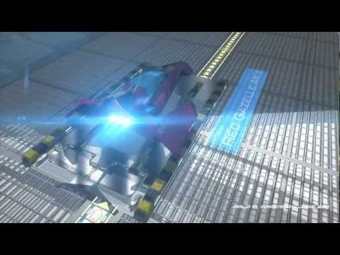 Cinema 4D: Project Big Blue 2011 HD (F-Zero Movie)
