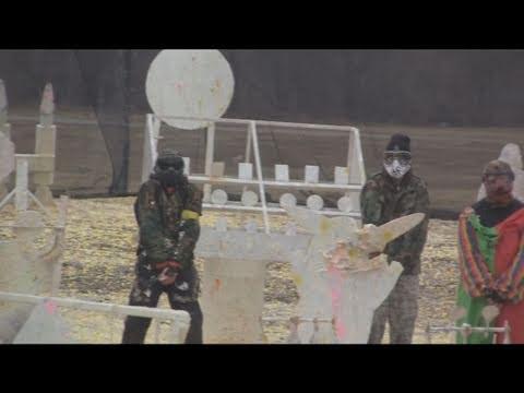 Human Target Range