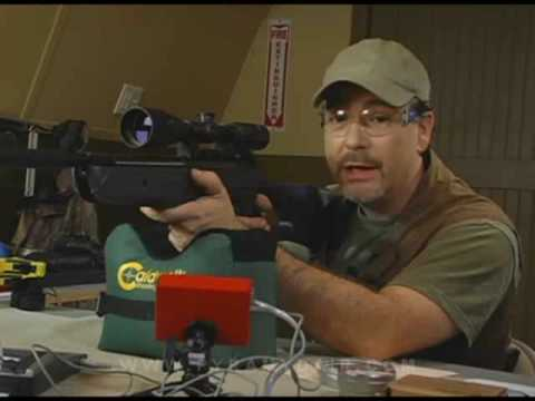 Airgun Reporter: Crosman/Remington Nitro Piston Short Stroke Air Rifle