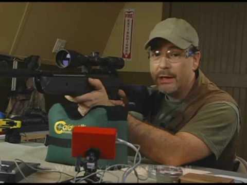 Airgun Reporter: Crosman/Remington Nitro Piston Short Stroke Air Rifle