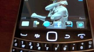 Blackberry Bold Touch 9930 Hardware and Software Review