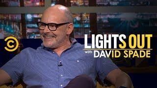 Rob Corddry Gives Out His Phone Number - Lights Out with David Spade