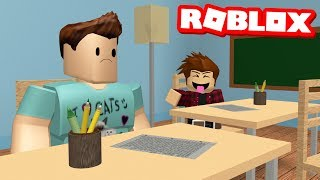 ESCAPE ELEMENTARY SCHOOL IN ROBLOX