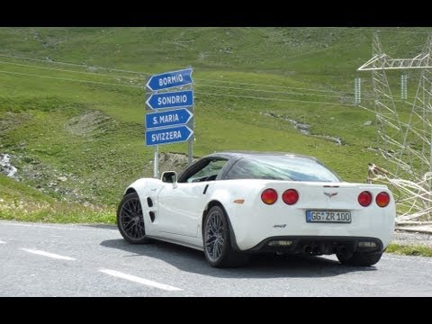 Corvette Stingray on Chevrolet Corvette Zr1 Chases 200 Mph In Europe   Epic Drives Episode