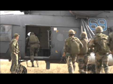Russian Army Continues Drills: Russian and Indian troops complete joint exercises in Volgograd
