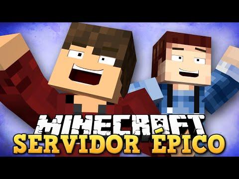 Minecraft: SERVIDOR ÉPICO!!! (Pirata e Original) - MineFacs