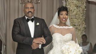 Karli Harvey's Wedding: Behind the Scenes || STEVE HARVEY