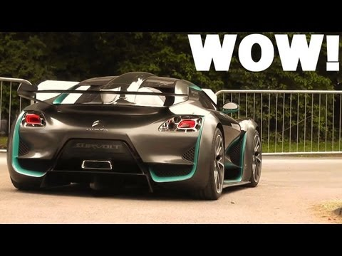 The World s Best Supercars Drive By [HD]