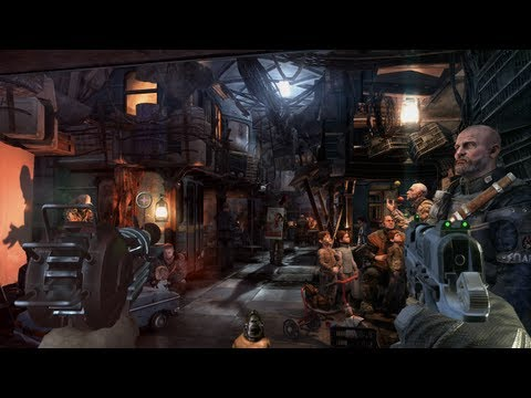 Metro: Last Light Review (german)