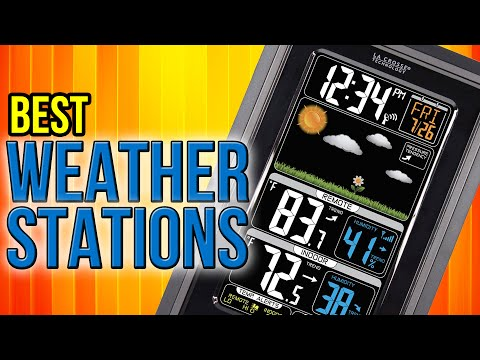 9 Best Weather Stations 2017