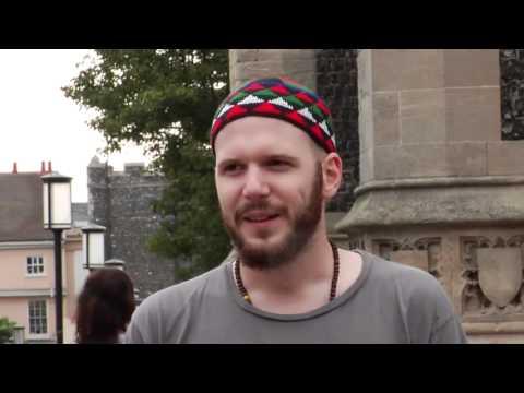 English Muslims - English Brother Ibrahim Killington Converted To Islam From Anti Muslim video