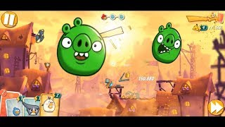 ANGRY BIRD 2 GAMEPLAY FOR KID EP5 (Level 24 - 25)