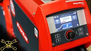 MagicWave 230i TIG Welder   Perfect Welding With Fronius