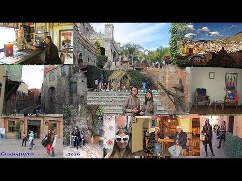 Saryan Family Trip to Guanajuato, Mexico, Part I, 2015-2016