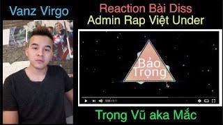 Cười ỉa Khi Biết Tin Admin Rap Việt Underground Bị Diss Sml