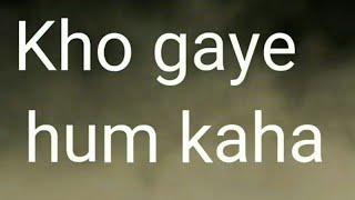 download lagu Sad Whatsapp Status 30 Sec Kho Gaye Hum Kaha gratis