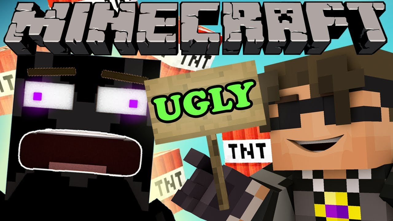 Why Enderman Hate Being Looked At Minecraft YouTube