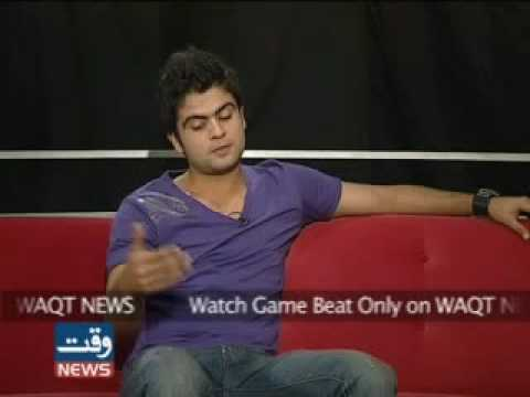 Ahmed Shehzad in Game Beat