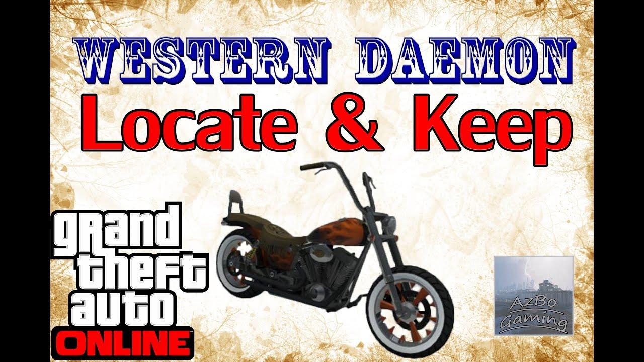 GTA Online Western Daemon Location & Insurance Guide - YouTube Gta V Western Daemon