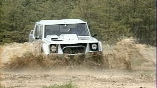 MotorWeek | Retro Review: Lamborghini LM 002
