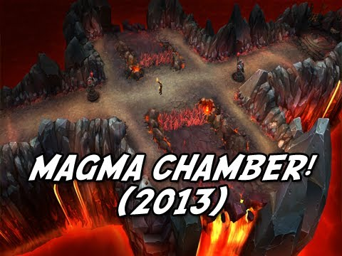 New LoL Magma Chamber Map! Official 1v1 / 2v2 Duels! (League of Legends)