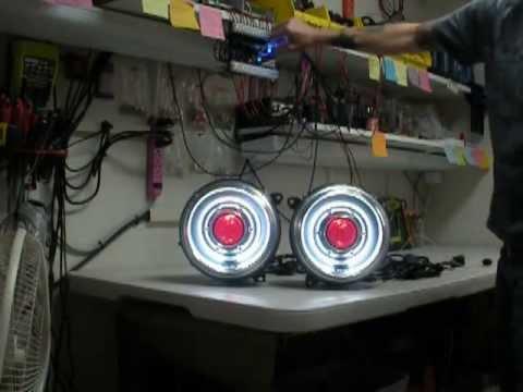 02 04 Liberty Renegade 55w Hid Bi Xenon Projector