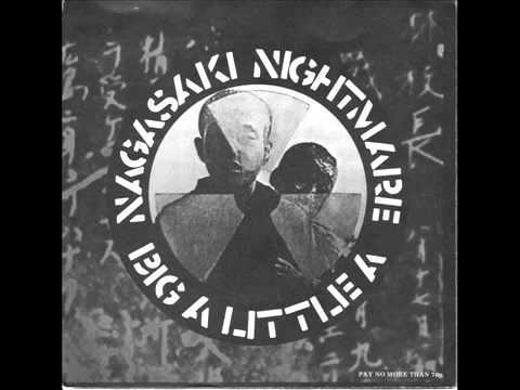 Crass - Nagasaki Nightmare
