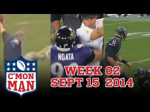 ESPN C'MON MAN! Week 02 - 09-15-14